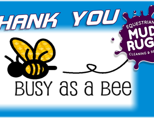 We're Busy Busy Bees – Thank You