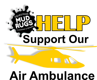 Mud-Rugs - Supporting Lincs & Notts Air Ambulance